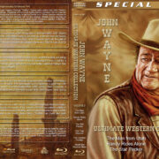 John Wayne Ultimate Western Collection – Volume 3 (1934) R1 Custom Blu-Ray Cover