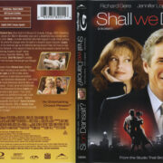Shall We Dance (2004) R1 Blu-Ray Covers & Label