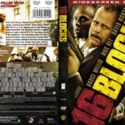 16 Blocks (2006) R1 DVD Cover