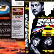 2 Fast 2 Furious (2003) R1 DVD Cover