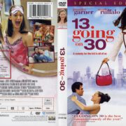 13 Going on 30 Special Edition (2004) R1 DVD Cover