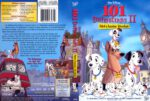 101 Dalmatians 2 Patch's London Adventure (2003) R1 DVD Cover