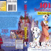 101 Dalmatians 2 Patch's London Adventure (2003) R1 DVD Cover
