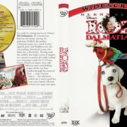 102 Dalmatians (2000) R1 DVD Cover