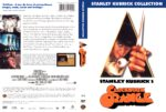A Clockwork Orange (1971) R1 DVD Cover