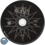 Fantastic Beasts And Where To Find Them (2016) R4 Blu-Ray Label