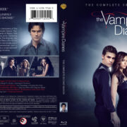 The Vampire Diaries: Season 2 (2010) R1 Custom Blu-Ray Cover