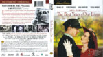 The Best Years Of Our Lives (1946) R1 Blu-Ray Cover & Label