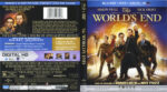 The World's End (2013) R1 Blu-Ray Cover & Labels