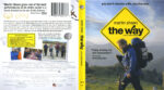 The Way (2010) R1 Blu-Ray Cover & Label