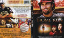 Home Run (2013) R1 Blu-Ray Cover & Label