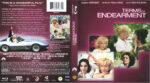 Terms Of Endearment (1983) R1 Blu-Ray Cover & Label