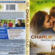Charlie St. Cloud (2010) R1 Blu-Ray Cover & Label