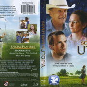 Seven Days In Utopia (2011) R1 Blu-Ray Cover & Label