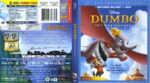 Dumbo (1941) R1 Blu-Ray Cover & labels