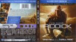 Riddick (2013) R1 Blu-Ray Cover & Labels