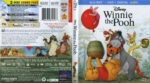Winnie The Pooh (2011) R1 Blu-Ray Cover & Labels