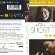 Short Term 12 (2013) R1 Blu-Ray Cover & Label