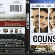 The Counselor (2013) R1 Blu-Ray Cover & Labels