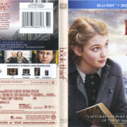 The Book Thief (2013) R1 Blu-Ray Cover & Label
