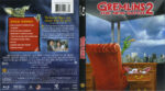 Gremlins 2 (1990) R1 Blu-Ray Cover & Label