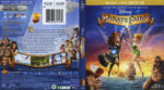Pirate Fairy (Tinker Bell) (2014) R1 Blu-Ray Cover & Label