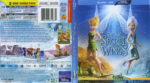 Secret Of The Wings (Tinker Bell) (2012) R1 Blu-Ray Cover & labels