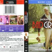 Bad Grandpa (2013) R1 Blu-Ray Cover & Labels