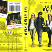 The Bling Ring (2013) R1 Blu-Ray Cover & Label