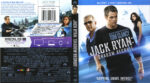 Jack Ryan: Shadow Recruit (2014) R1 Blu-Ray Cover & Label