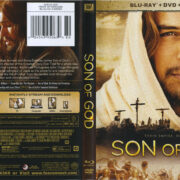 Son Of God (2014) R1 Blu-Ray Cover & Label