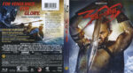300: Rise Of An Empire (2014) R1 Blu-Ray Cover & Labels