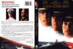 A Few Good Men (1992) R1 DVD Cover
