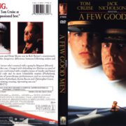 A Few Good Men (1992) R1 DVD Cover