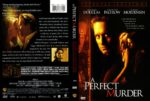 A Perfect Murder (1998) R1 DVD Cover