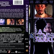 A Scanner Darkly (2006) R1 DVD Cover