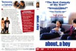 About A Boy (2002) R1 DVD Cover