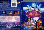 Aladdin Platinum Edition (1992) R1 DVD Cover