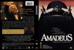 Amadeus (1984) R1 DVD Cover