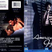 American Gigolo (1980) R1 DVD Cover