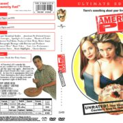 American Pie Unrated Ultimate Edition (1999) R1 DVD Cover