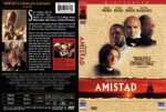 Amistad (1997) R1 DVD Cover