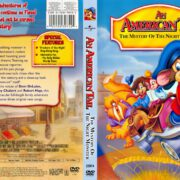 An American Tail The Mystery of the Night Monster (2000) R1 DVD Cover