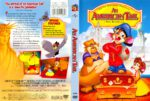 An American Tail (1986) R1 DVD Cover
