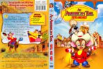 An American Tail Fievel Goes West (1991) R1 DVD Cover