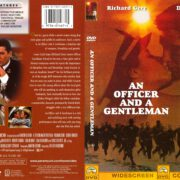 An Officer and a Gentleman (1982) R1 DVD Cover
