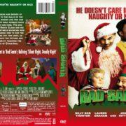 Bad Santa (2003) R1 DVD Cover
