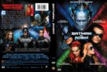 Batman & Robin (1997) R1 DVD Cover