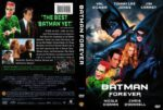 Batman Forever (1995) R1 DVD Cover