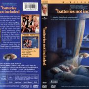 Batteries Not Included (1987) R1 DVD Cover